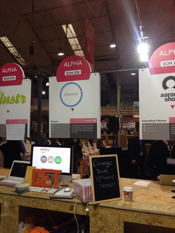 We are at WebSummit!